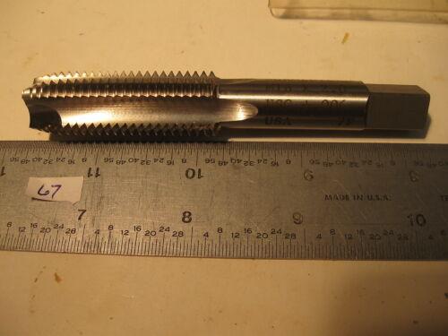 Gun 67 Mod New HSS M16 x 2.0 +.006 North American Tap 7F 4 Flute Chip Drive