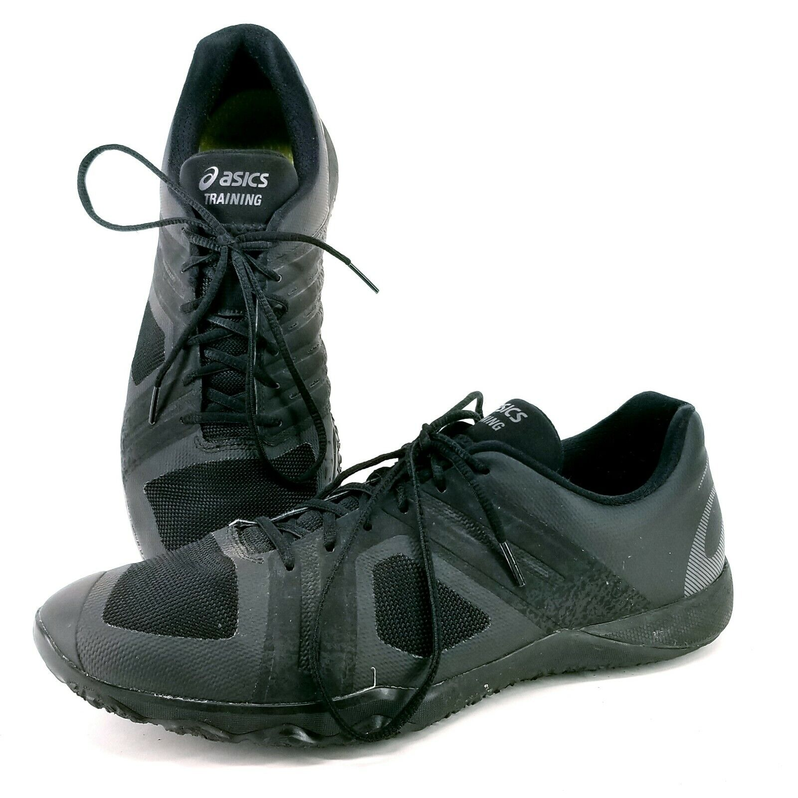 Metropolitano suspender tubo respirador  ASICS Mens Conviction X 2 Shoes S802n Deep Ocean/black Size 10 for sale  online   eBay