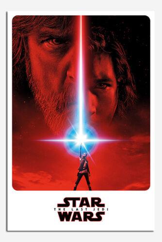 Maxi Size 36 x 24 Inch Star Wars The Last Jedi Teaser Poster New