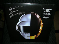 DAFT PUNK **Random Access Memories **NEW 180 GRAM DOUBLE RECORD LP VINYL