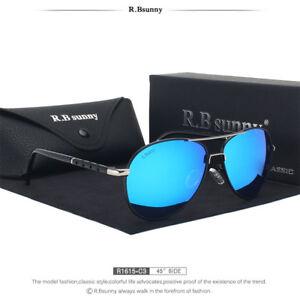 Gafas-de-Sol-Fashion-Polarizadas-Clasicas-Piloto-Retro-Lentes-Color-Conduccion