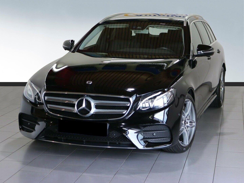 Mercedes E350 d 3,0 AMG Line stc. aut. 5d - 4.695 kr.