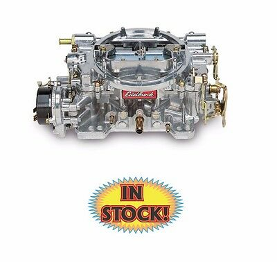 Edelbrock Performer Series 600 cfm Square-Flange, Electric Choke Carburetor 1406