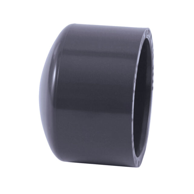 Gewindefitting Kappe mit Dichtung O-Ring PP #TAV1900