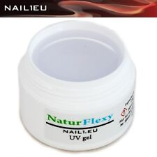"Aufbau-Gel für schwache Nägel ""NAIL1EU NaturFlexy"" 7ml flexibel / UV Builder Gel"