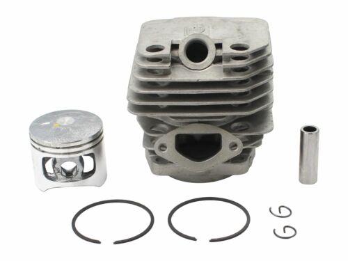 43mm Zylinder passend Scheppach CSH46 Motorsäge Kolben