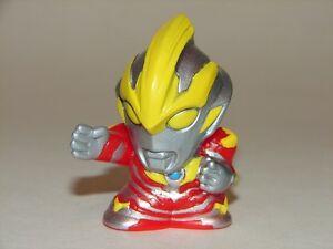SD Ultraman Ginga (Thunderbolt) Figure from Ultraman Set! Godzilla Gamera