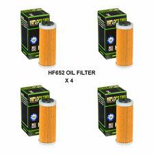 2018 ktm freeride 350. brilliant 2018 ktm 350 freeride fits years 2012 to 2018 hiflofiltro oil filter hf652 4 pack on ktm freeride