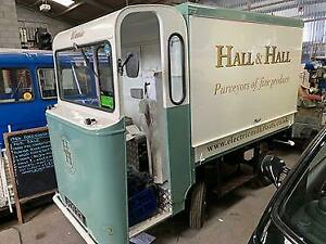 """CLASSIC """"ELECTRICARS"""" ELECTRIC CATERING TRUCK / MOBILE BAR / COFFEE FLOAT"""