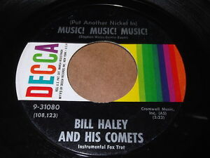 Bill-Haley-And-His-Comets-Music-Music-Music-Strictly-Instrumental-45