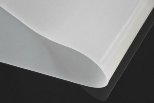 """1MM Thicknes 20/""""X20/"""" Silicone Rubber Sheet Plate Mat High Temp Commercial T"""