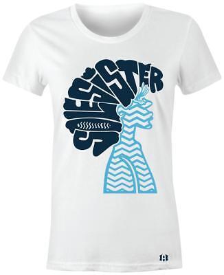 "/""Sole Sister #1/"" Women//Juniors T-Shirt to Match Retro /""Win Like 82/"" 11/'s"