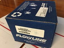 Flowline Lu78 5065 Ultrasonic Level Sensor 262 4 20 Ma New Warranty