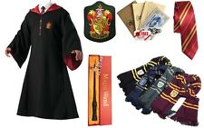 0a5a89a8bb7c2 AU Stock Harry Potter Unisex Child Gryffindor Robe Costume Cpsplay Cloak  Cape XS