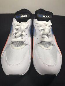 Nike Air Max 93 Blue Nebula Total Orange For Sale – Jordans