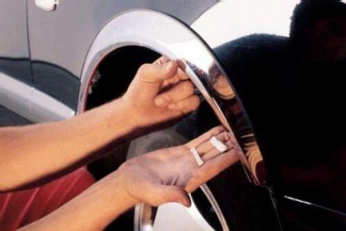 Actives moulure Mazda monocorps actives Chrome Avant jeu 2 pièces-CHROME Année de construction/' 99-06