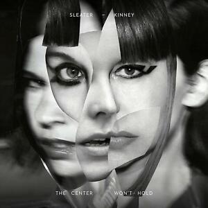 Sleater-Kinney-The-Center-Wont-Hold-CD-Sent-Sameday