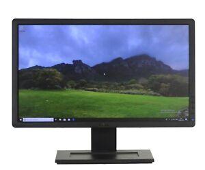 22-034-DELL-P2212Hb-DVI-VGA-Monitor-WIDESCREEN-GRADO-buona-condizione-CAVI-LCD-Led-Full-HD