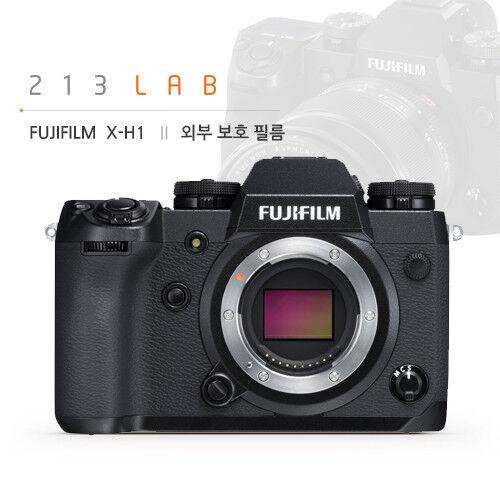 Mon ChéRi All Body Protection Film For Fujifilm X-h1 (213lab)