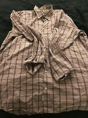 Casual Button-down Shirts Clothing, Shoes & Accessories Cheap Price Peter Millar Shirt Size Xl Cheap Sales
