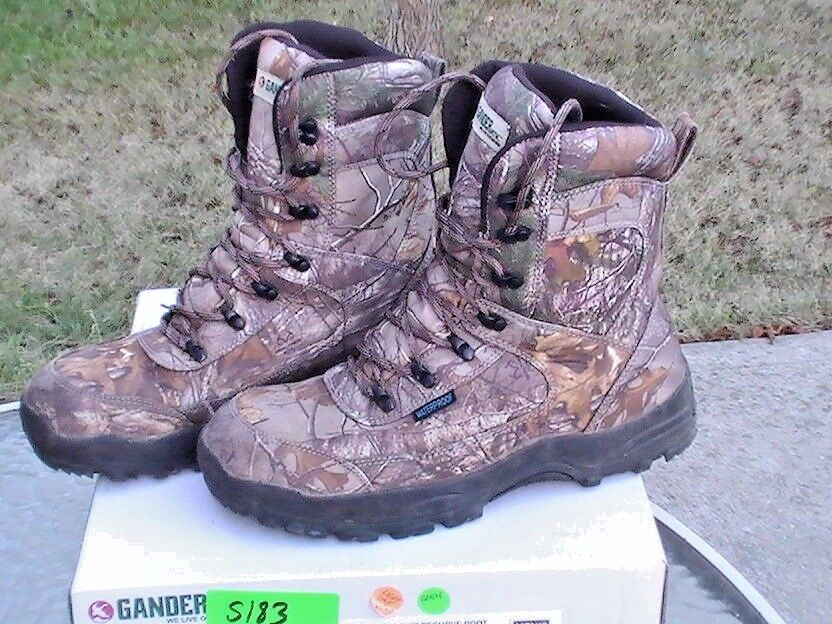 Gander Mountain Mens Open Season Recurve Boot  RealTree Xtra Size 10.5  come to choose your own sports style