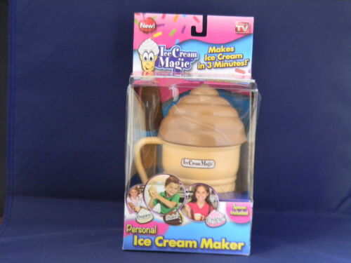 As Seen On TV 5 pt. Ice Cream Magic Ice Cream Maker ICEMAG6