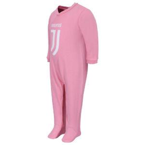 SincèRe Juventus Tutina Neonata Cotone Rosa Con Logo
