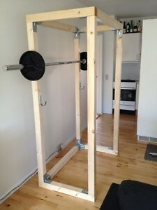 Build your own wood gym equipment home gym plans for bodybuilding