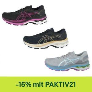 Asics Gel-Kayano 27 Damen Laufschuhe verschiedene Farben Sneaker Turnschuhe
