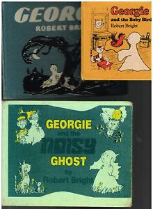 Lot-of-Robert-Bright-Juvenile-Books-Georgie-Series-Vintage-1st-Edition-Books