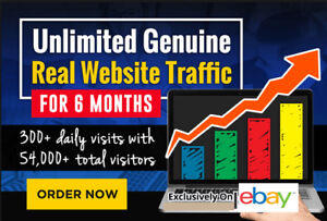 Unlimited-Website-Traffic-For-6-Months