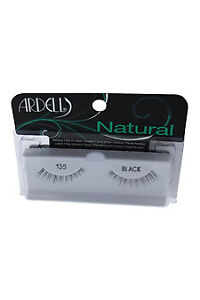 41a6a55b694 8 Pairs Ardell Natural False Eyelashes 135 Black Strip Lashes - El 5177