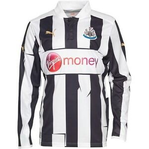 Genuine-Puma-Mens-Newcastle-United-Home-Shirt-2012-2013-Long-Sleeve