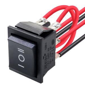 US Motor Polarity Reverse Reversing KCD4 Rocker Switch 16A / 250V 20A / 125V