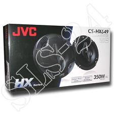 JVC CS-HX649 Boxen 16cm 4-Wege Koax Lautsprecher System 350 Watt (RMS: 50 Watt)
