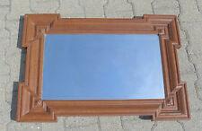 gründerzeit wand spiegel mit facettenschliff alt antik top deko wandspiegel orig