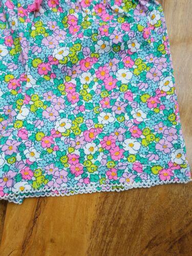 MINI Boden Ragazze a Righe Flora Stampa Nightwear Shortie /'pigiama Set G0484 Nuovo di Zecca