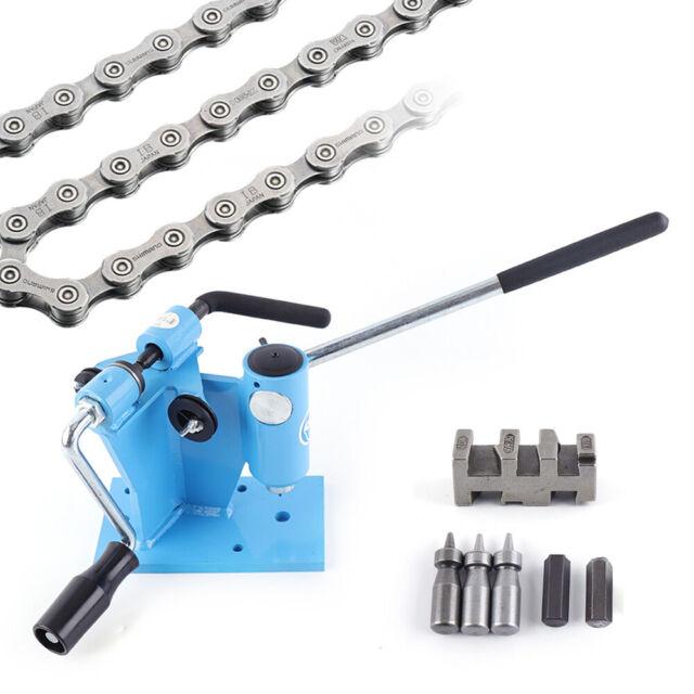 Manual Chain Breaker Chainsaw Bench Metal Repair Tool