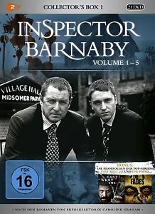 20-DVDs-INSPECTOR-BARNABY-COLLECTOR-S-BOX-1-John-Nettles-NEU-OVP-amp