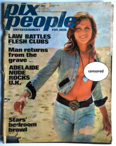 Pix People January 11 1973