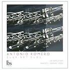 Antonio Romero - : Clarinet Duos (2014)