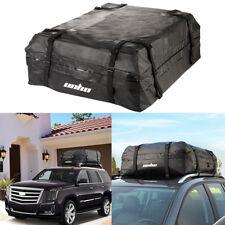 UNHO 15 Cubic Feet Litre Van Car Roof Top Box Cargo Storage Bag Fully WaterProof