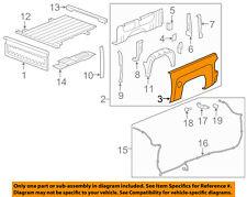 Chevrolet GM OEM 14-16 Silverado 1500 Pick Up Box Bed-Protector Right 22801025