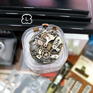 Watch-Movement-Landeron-x48-Chronograph-13-75L-Watchmaker-039-s-Estate-Clearance