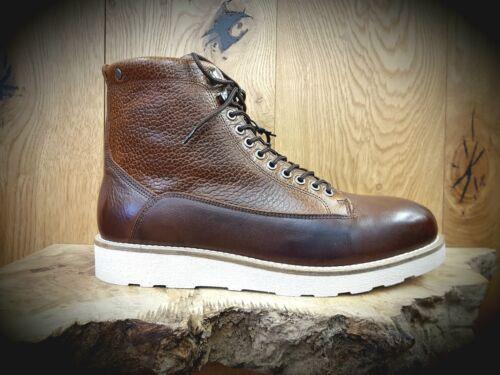 Steve Novit Sneaky Boots Winter Brown Mens Quick 1aUC6q