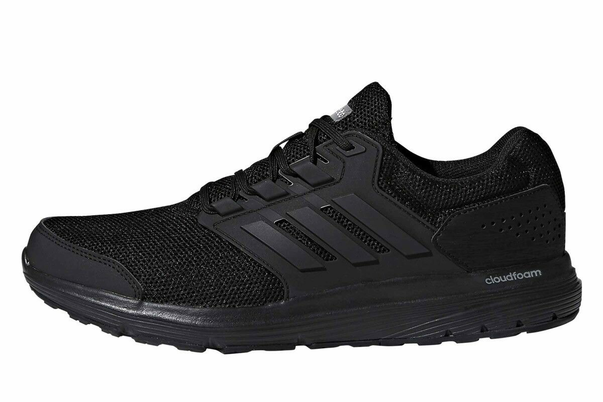 Adidas Men Running shoes Galaxy 4 Trainers Cloudfoam Training CP8822 New