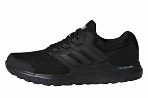 detailed look f3f23 0085a Image is loading Adidas-Men-Running-Shoes-Galaxy-4-Trainers-Cloudfoam-