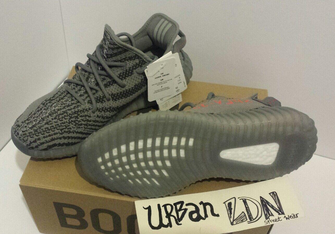 Adidas Yeezy Boost 350 V2 Beluga 2.0 UK8 EU42 US8.5 BNIB DSWT Include Receipt