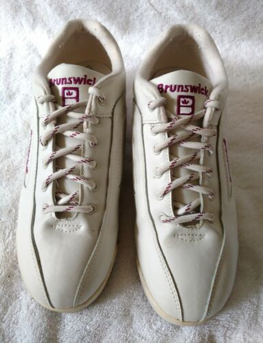Avec Capri Bowling Garniture Brunswick 5 Taille 8 Mauve Chaussures Ivoire Ii wAX5Eq