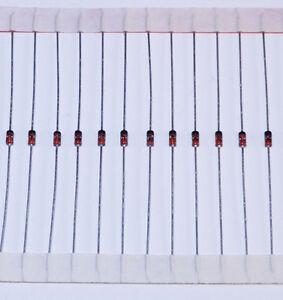 15 EACH Unlversal Leaded 1N6003 13 Volt Zener Diode